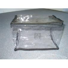 Clear  Makeup bag TPG